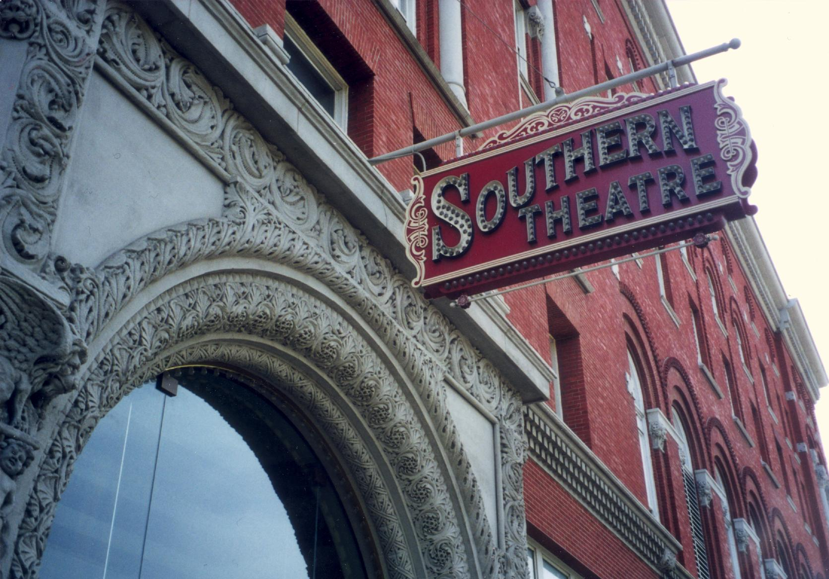 Tour the Southern Theatre