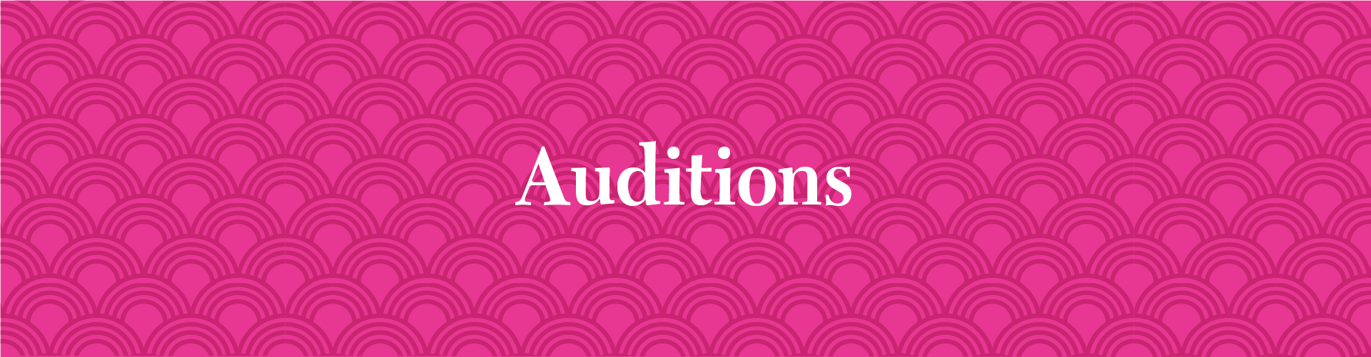 Auditions | Opera Columbus