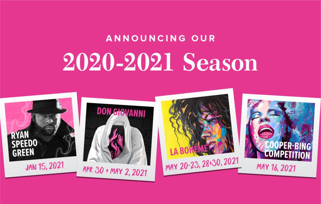 Season Announce Homepage